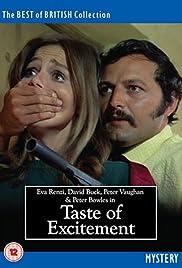 Taste of Excitement Poster