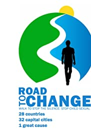 Road to Change: The Walk to Stop the Silence, Stop Child Sexual Abuse Poster