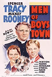 Men of Boys Town (1941) Poster - Movie Forum, Cast, Reviews