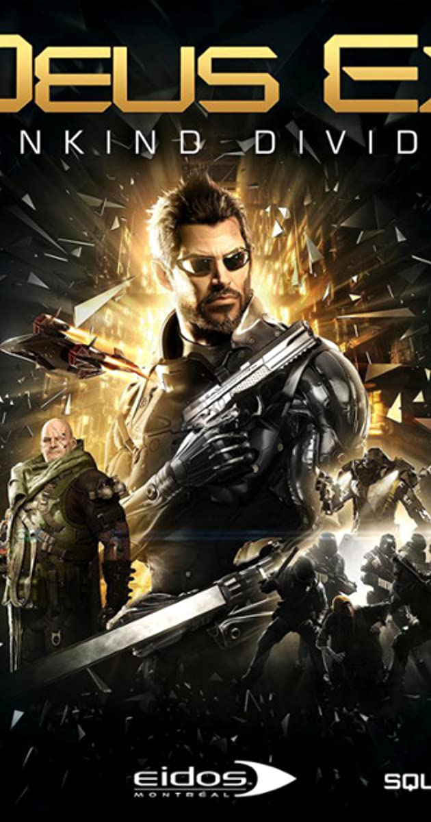 HITMAN VS. Deus Ex: Mankind Divided (Which one should I ...