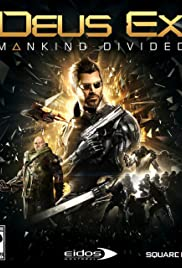 Deus Ex: Mankind Divided Poster
