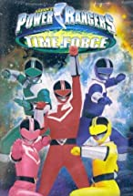 Primary image for Power Rangers Time Force: Photo Finish