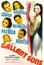 Gallant Sons (1940) Poster - Movie Forum, Cast, Reviews