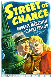 Street of Chance(1942) Poster - Movie Forum, Cast, Reviews
