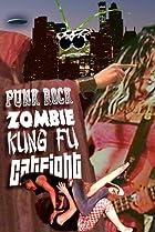Image of Punk Rock Zombie Kung Fu Catfight
