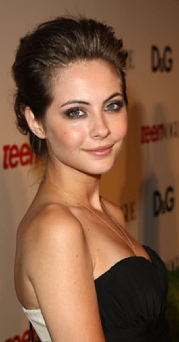MBTI enneagram type of Willa Holland