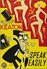 Speak Easily (1932) Poster - Movie Forum, Cast, Reviews