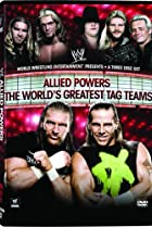 Image of WWE: Allied Powers - The World's Greatest Tag Teams