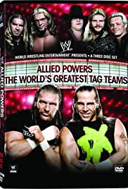 WWE: Allied Powers - The World's Greatest Tag Teams Poster