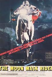 Moon Mask Rider Poster