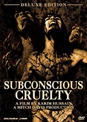 Subconscious Cruelty (2001) poster