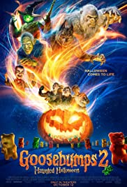 Goosebumps 2: Haunted Halloween (Hindi)