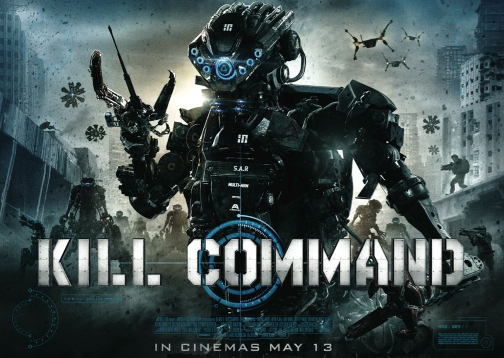 Kill Command 2016 720p  mkv