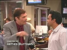 Ken Bhan and Kelsey Grammer /Directed by James Burrows