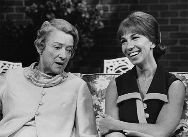 Doris Belack and Peggy Wood in One Life to Live (1968)