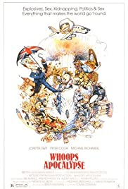 Whoops Apocalypse (1986) Poster - Movie Forum, Cast, Reviews