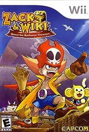 Zack & Wiki: Quest for Barbaros' Treasure Poster
