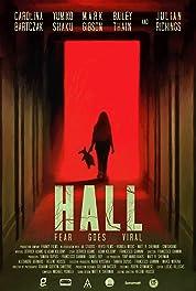Hall (2020) poster