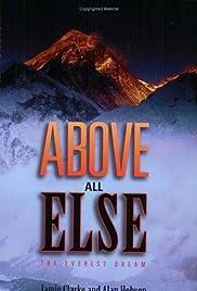 Above All Else: The Everest Dream Poster