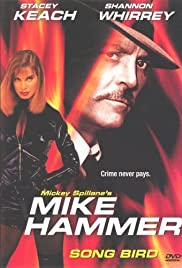 Mike Hammer, Private Eye Poster