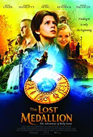 The Lost Medallion: The Adventures of Billy Stone (2013) Poster - Movie Forum, Cast, Reviews