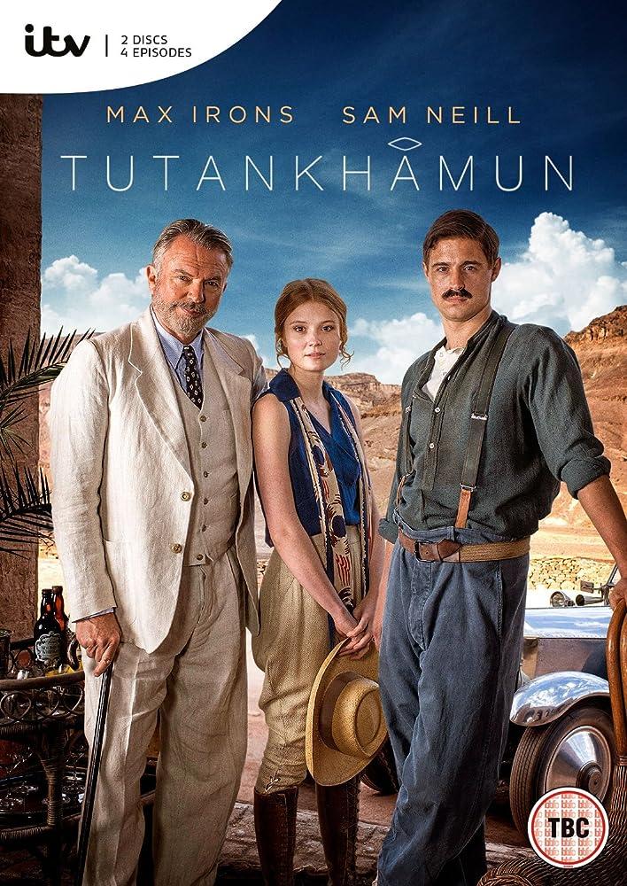 Тутанхамон 1 сезон 1-4 серия СУБТИТРЫ | Tutankhamun
