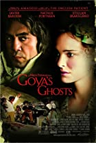 Image of Goya's Ghosts