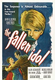 The Fallen Idol (1948) Poster - Movie Forum, Cast, Reviews