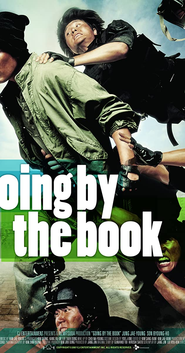 going by the book korean movie trailer