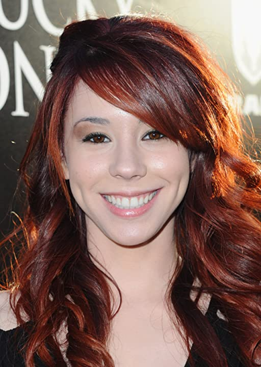 Jillian Rose Reed at The Lucky One (2012)