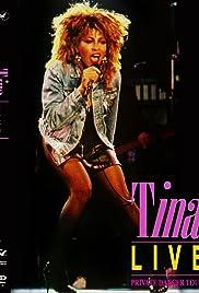 Tina Turner: Private Dancer Poster