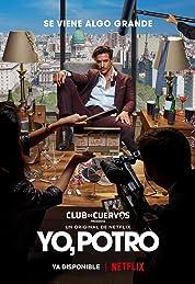 Club de Cuervos Presents: I, Potro (2018) poster