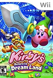 Kirby's Return to Dream Land Poster