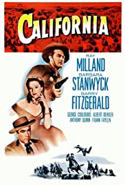 California (1947) Poster - Movie Forum, Cast, Reviews