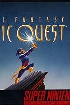 Image of Final Fantasy Mystic Quest