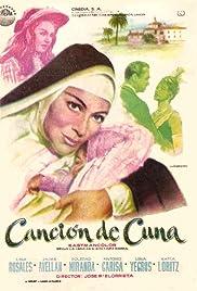 Canción de cuna Poster