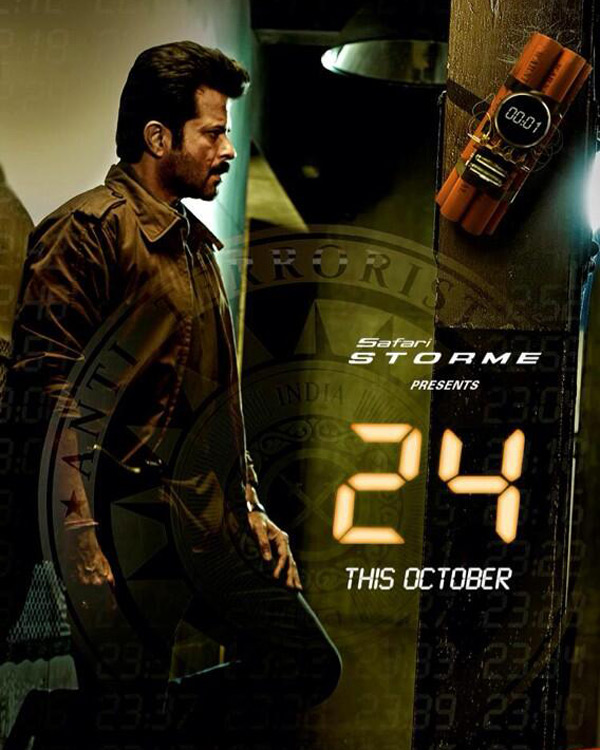24: India (2013–) Hindi Season 01 Complete HDTV-Rip – 720P – x264 & x265(HEVC) – 150MB(Per Episode) – Download & Watch Online