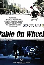 Pablo on Wheels Poster