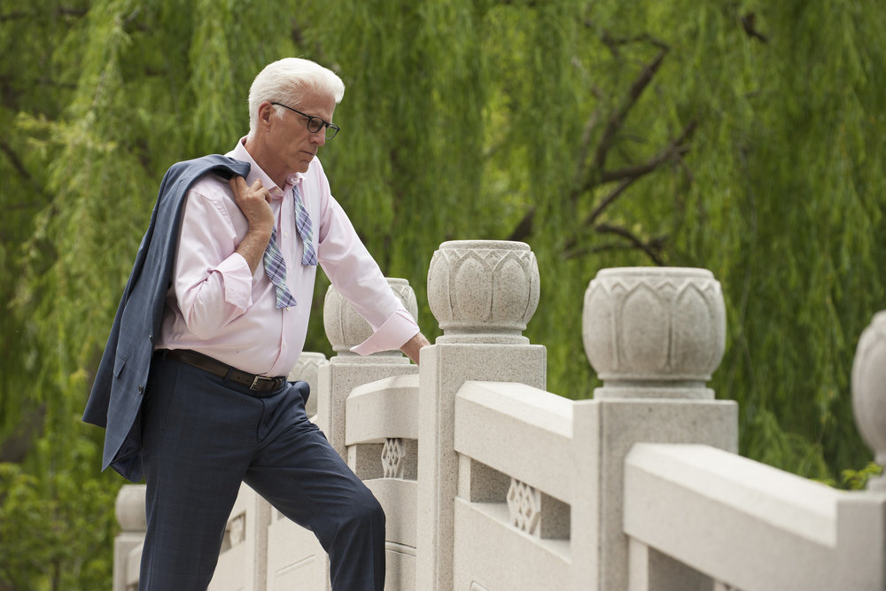 Ted Danson in The Good Place (2016)