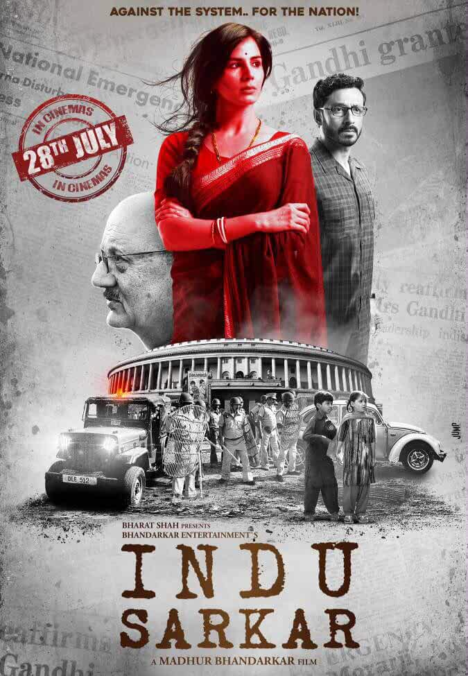 Poster Indu Sarkar (2017) Full HD Movie Download 720p