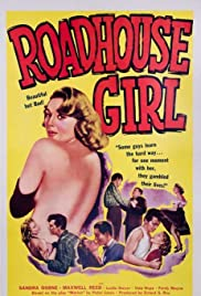 Roadhouse Girl Poster