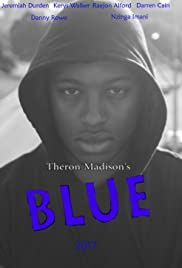 Theron Madison's Blue Poster