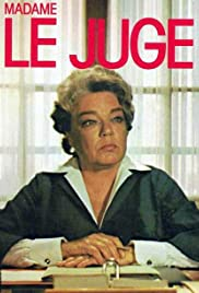Madame le juge Poster