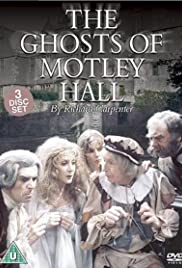 The Ghosts of Motley Hall Poster