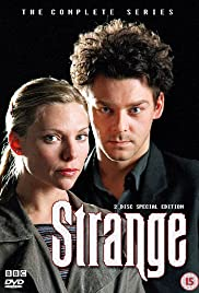 Strange Poster - TV Show Forum, Cast, Reviews