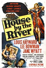 House by the River Poster