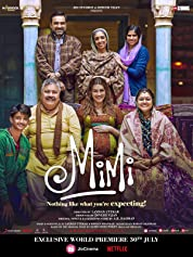 Mimi (2021) poster