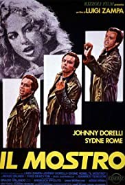 Il mostro (1977) Poster - Movie Forum, Cast, Reviews