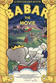Babar: The Movie (1989) Poster - Movie Forum, Cast, Reviews