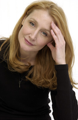 Patricia Clarkson at an event for The Station Agent (2003)